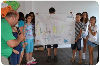 Atelier de Dezvoltare Personala in Tabara de copii DIstractX