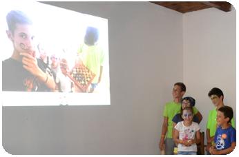 Atelier Foto in Tabara de copii DIstractX