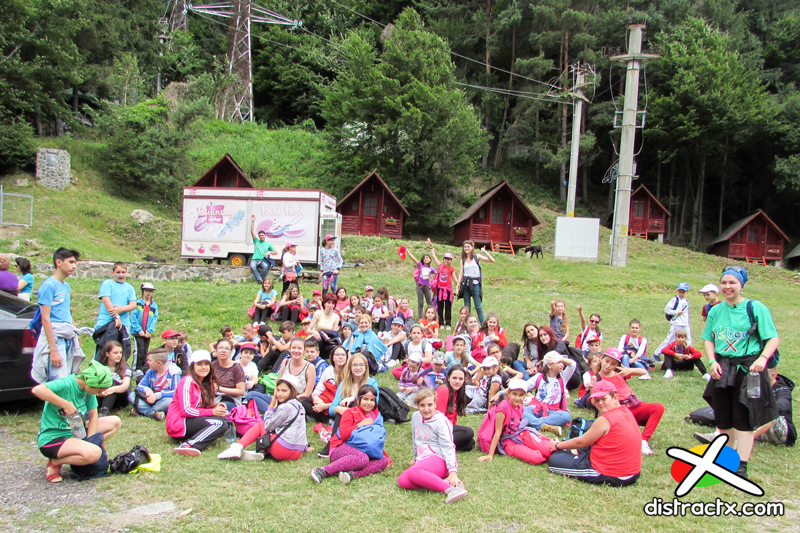 Atelier Situatii de Urgenta in Tabara Copii DistractX
